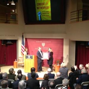 prize ceremony